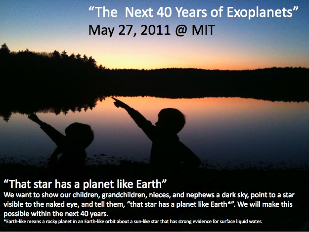 Next 40 years of exoplanets